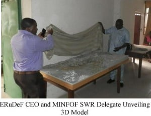 ERuDeF Unveils First 3D Model for Conservation and Development in Cameroon