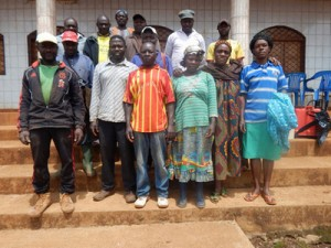90 Farmers Dump Shifting Cultivation, Embrace Agroforestry Farming System at Mount Bamboutos