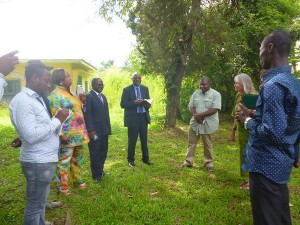Rainforest Trust Officer Commends Mt Muanenguba Project Progress