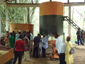 ERuDeF Installs another industrial palm oil mill in Essoh-Attah