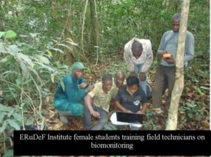 Placing Young Girls At Forefront Of Conservation Through Social Cohesion Programmes