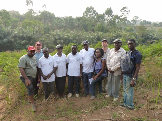 Trees for the Future, USA lauds Cameroon Country Program's efforts in addressing food security through agro forestry technologies