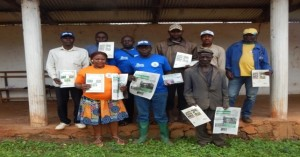 West and Littoral Agroforestry Programme Welcomes New Farming Groups