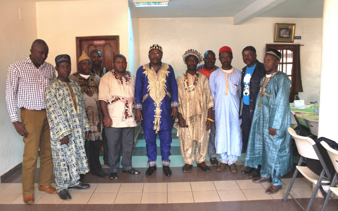 Mt Bamboutos Fons' Association Created, HRM Momo Keubou Pioneer President