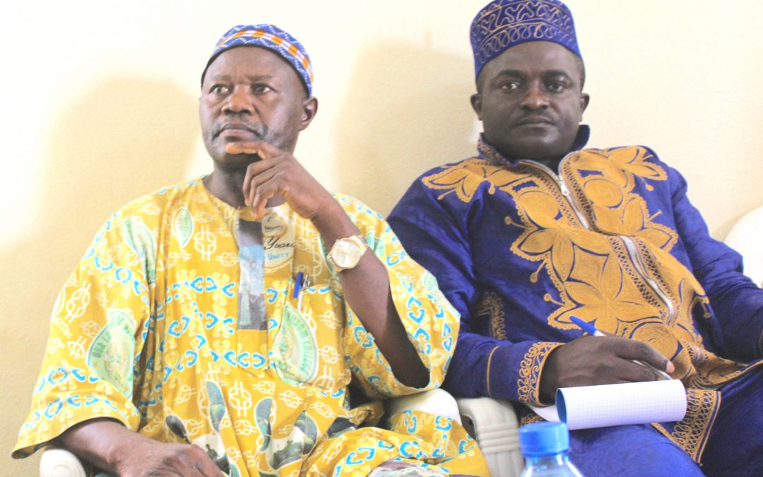 Fossimondi, M'mockmbie Reaffirm Commitment to Collaborate  in Tofala management
