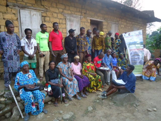 Livelihood Development Needs of Nkongho-Mbo Villages Assessed